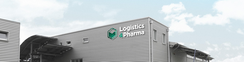 Logistics 4 Pharma - Home - Company; Logistics 4 Pharma building