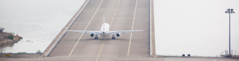 Logistics 4 Pharma - Company - Careers; takeoff of an aircraft