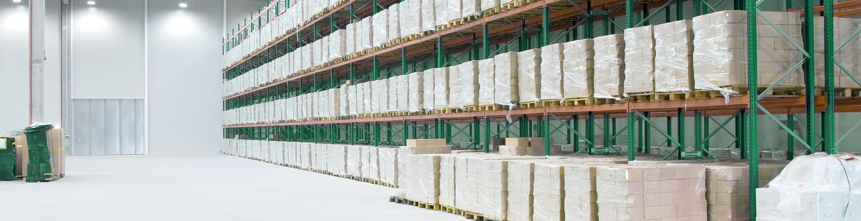 Logistics 4 Pharma - Warehousing; Storage unit
